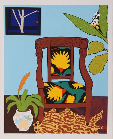 Hunt Slonem, 'Shell Ginger', ca. 1980