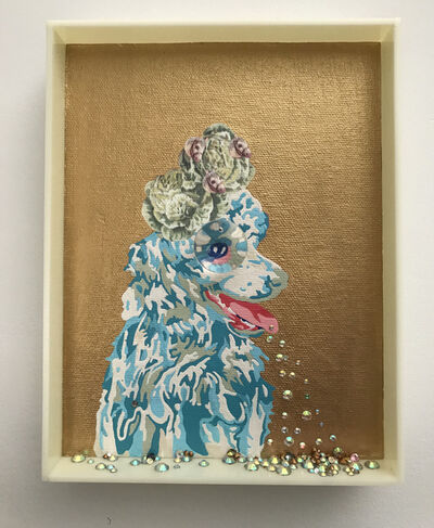 Erica Rosenfeld, 'CABBAGE-DOG', 2018