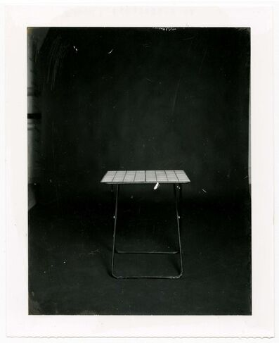 Clare Strand, 'From the series Original Type 55 Polaroid from the Betterment Room: Devices For Measuring Achievement', 2005