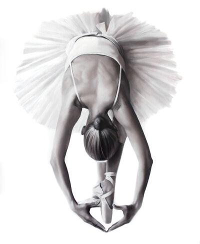 Ognian Zekoff, 'Ballet VI (White series)', 2020