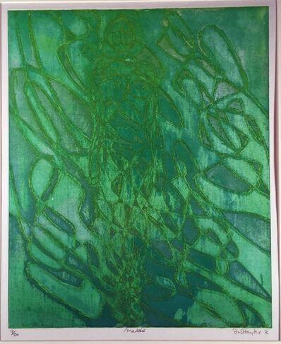 Stanley William Hayter, 'MARAIS', 1976