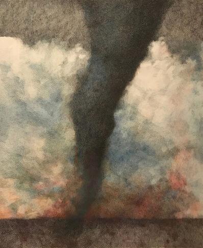 Laura Broaddus Hexner, 'Black Tornado', 2016
