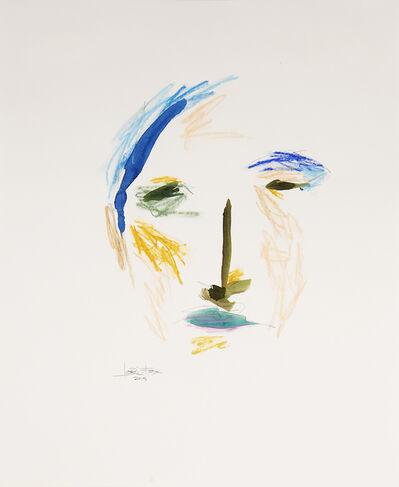 Lori Fox, 'Face 14', 2015