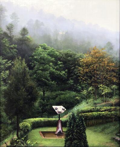 Carol Pylant, 'Gallifa Muse', 2019