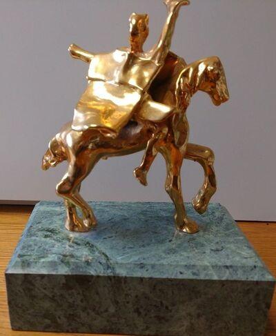 Salvador Dalí, 'Trajan Horse Sculpture', 1974