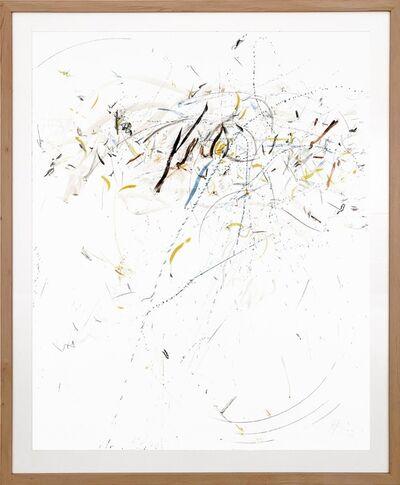 Rebecca Horn, 'In den Wind geschrieben Tango', 2008