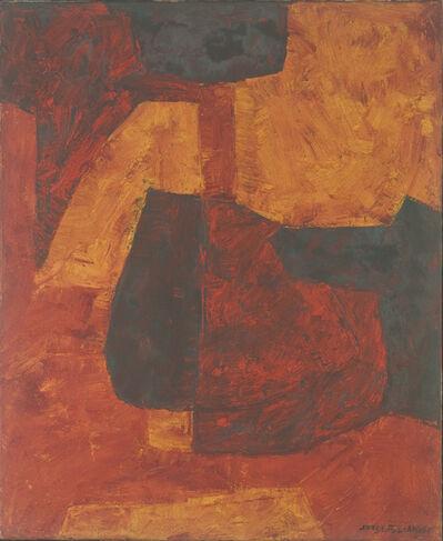 Serge Poliakoff, 'Composition orange, verte et rouge', 1965