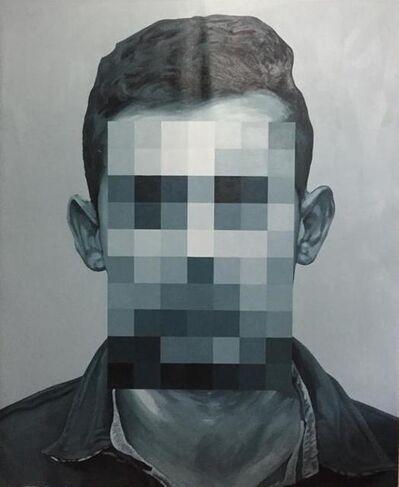 Éder Oliveira, 'Untitled – Pixel series', ca. 2019