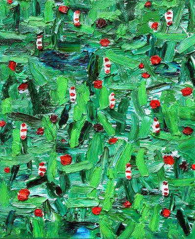 Nicola De Maria, 'Muse del bosco aiuto. Voce del bosco che canta', 2002