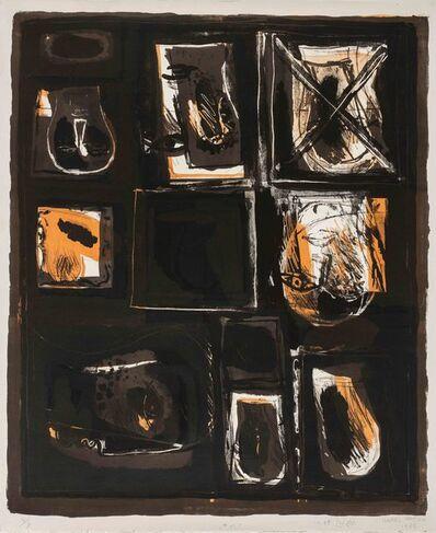 Ismail Fattah, 'Faces', 1988