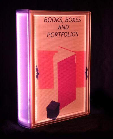 Airan Kang, 'Books, Boxes, and Portfolios', 2010
