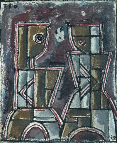 José Gurvich, 'Figuras Constructivas', 1949