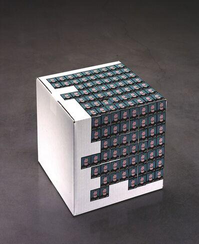 Douglas Gordon, 'Air Mail Box at 7 lbs 5 oz (AW)', 2004