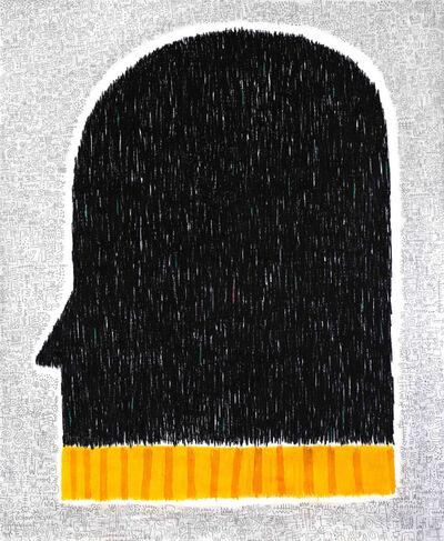 Victor Ekpuk, 'Head Of State ', 2019