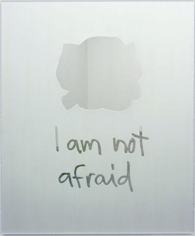 Nasan Tur, 'I am not afraid', 2017