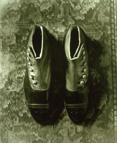 McDermott & McGough, 'Ground-Gripper Shoes 1915', 1998
