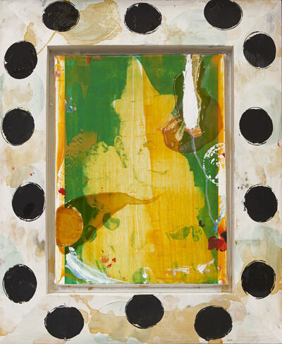 Ford Beckman, 'Green Clown', 1998