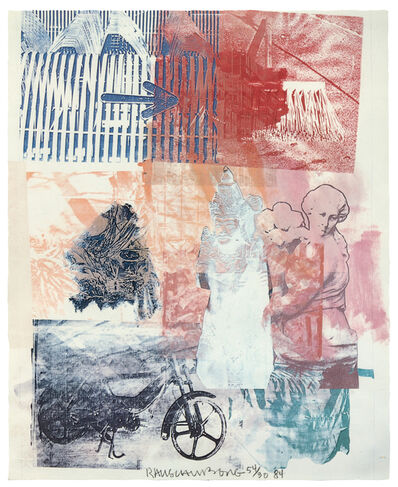 Robert Rauschenberg, 'Untitled (Arrow)', 1984