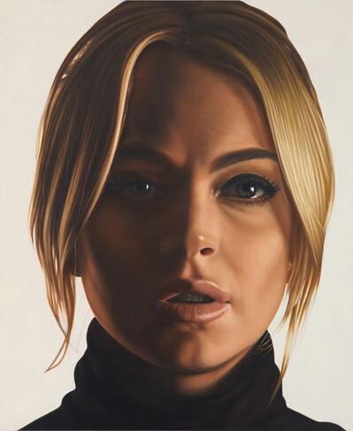 Richard Phillips, 'Lindsay V', 2012