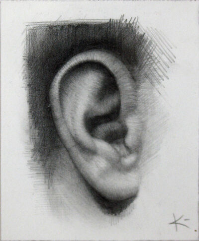 David Kassan, 'My Ear'