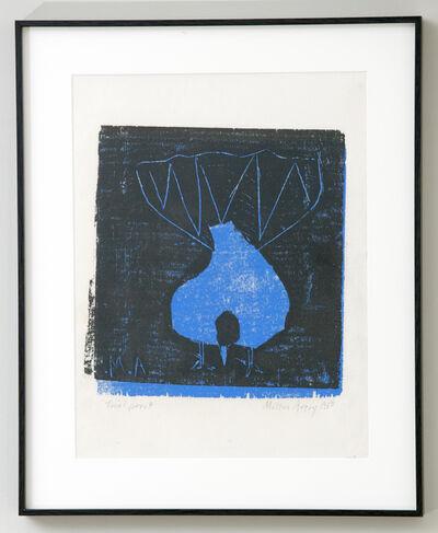 Milton Avery, 'Fantail Pigeon', 1953