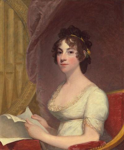 Gilbert Stuart, 'Anna Maria Brodeau Thornton (Mrs. William Thornton)', 1804