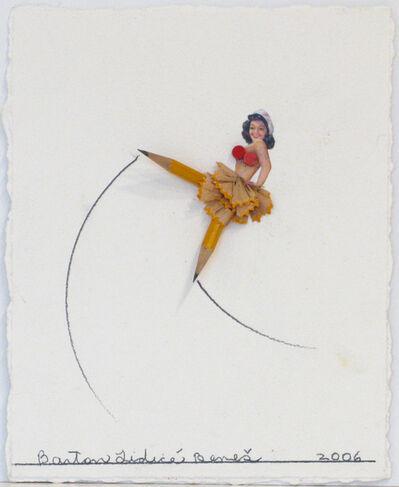 Barton Lidice Benes, 'Pencil Lady II', 2006