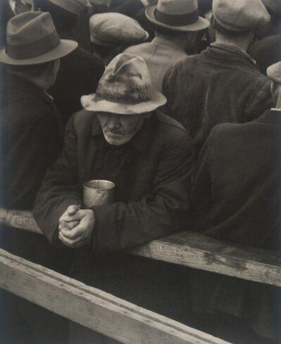 Dorothea Lange, 'White Angel Breadline, San Francisco', 1933
