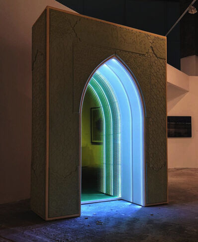 Ali Chaaban & Khalid Zahid, 'This Space is Temporary', 2018