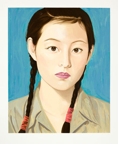 Qi Zhilong, 'China Girl 2', 2009