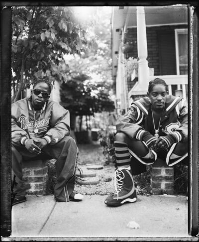 Jonathan Mannion, 'Outkast', 2018