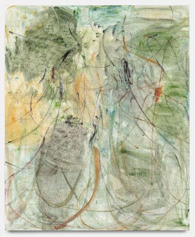 Zhang Enli 张恩利, 'A Dancer', 2019