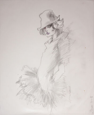 Barbara Hulanicki, 'Pleats', 2016