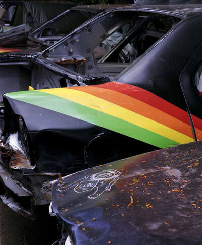 David de Beyter, 'In Rainbows', 2016