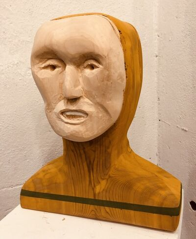 Matthew Dennison, 'Yellow Hood', 2021