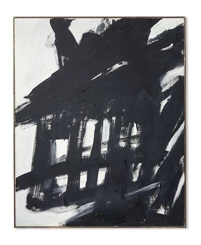 Franz Kline, 'Steeplechase'