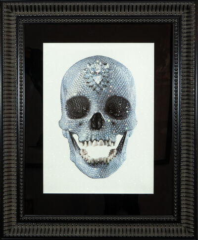 Damien Hirst, 'For The Love Of God (Diamond Dust)'