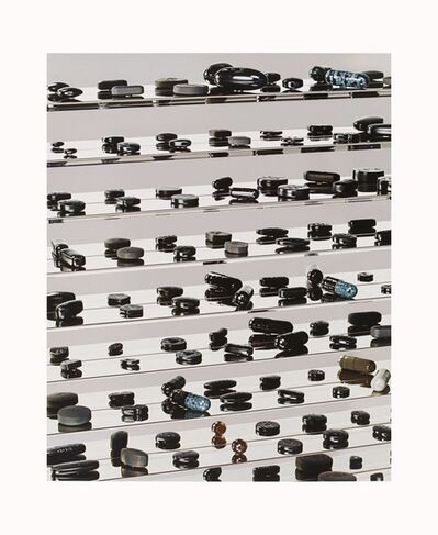 Damien Hirst, 'Black Utopia ', 2012