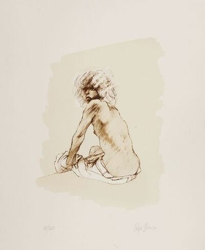 Ralph Brown, 'Nude I; Nude II; Young Girl; Midnight Girl'