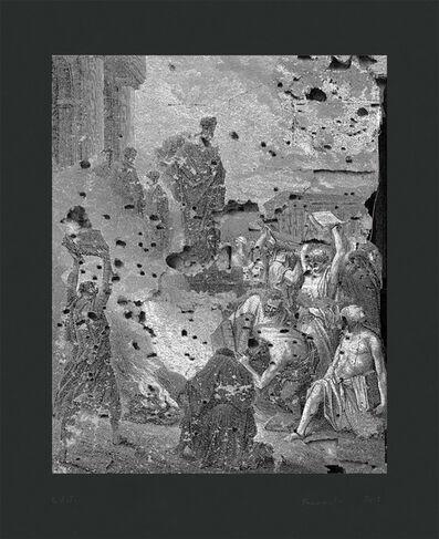 Heide Fasnacht, 'Ephesus Book Burning', 2013