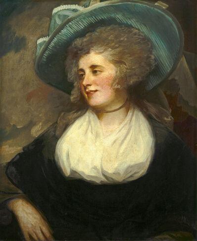 George Romney, 'Lady Arabella Ward', 1783-1788