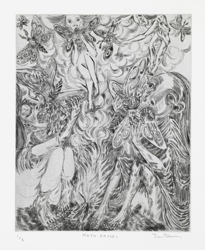 John Abell, 'Moth Eaters', 2019