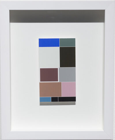 Patrick Bérubé, 'Not Loaded – Google image on iPhone', 2016