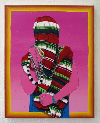 Amir H. Fallah, 'Blurred Boundary', 2017