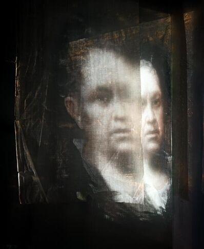 Jorma Puranen, 'Goya's Head', 2017