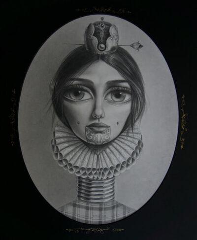 Leila Ataya, 'Overlay'