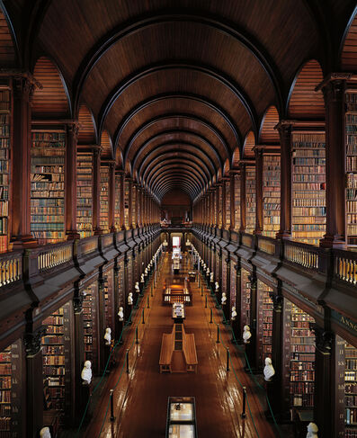 Ahmet Ertug, 'Trinity College Library, The Long Room, Dublin', 2008