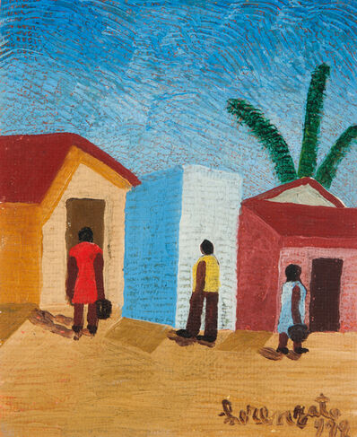 Amadeo Luciano Lorenzato, 'Favela', 1992
