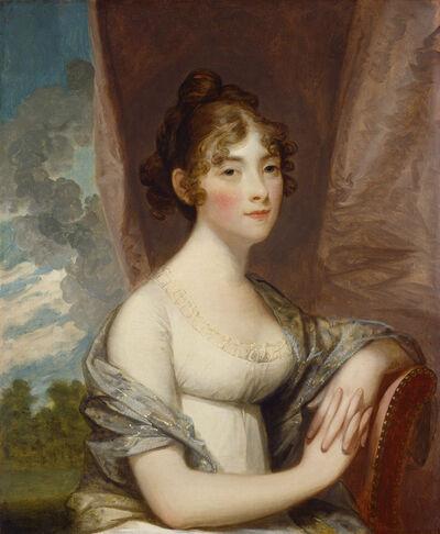 Gilbert Stuart, 'Ann Barry', 1803/1805