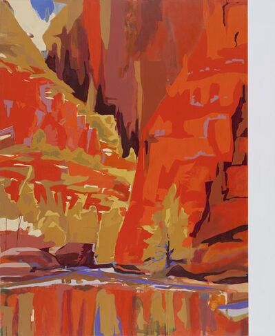 Richard Dunn, 'Quarta-tooma (Ormiston Gorge) 1939 (After Albert Namatjira)', 2002/2010